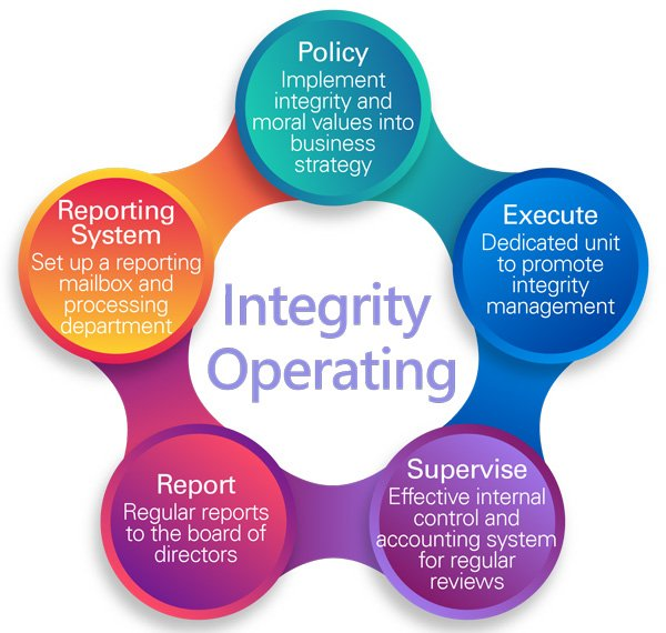 Core structure of Integrity Management