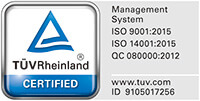 ISO 9001 andy ISO 14001