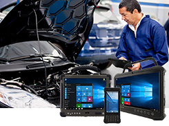 Automotive Industry Solution