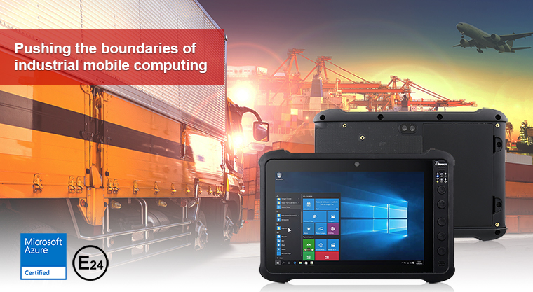 Winmate's M900P Rugged Tablet for Enterprise Mobility Solutions