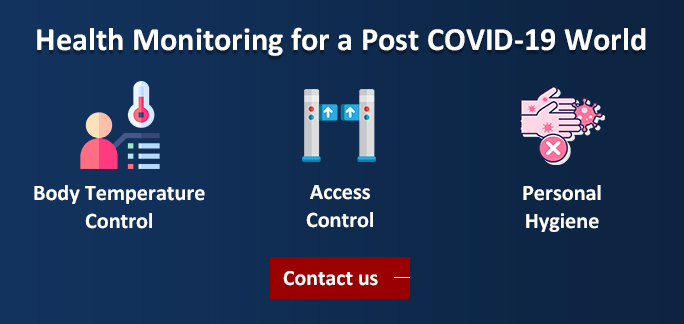 Health Monitoring for a Post COVID-19 World