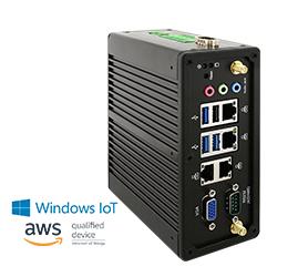 IBDRW DIN Rail Box PC IBDRW100-P