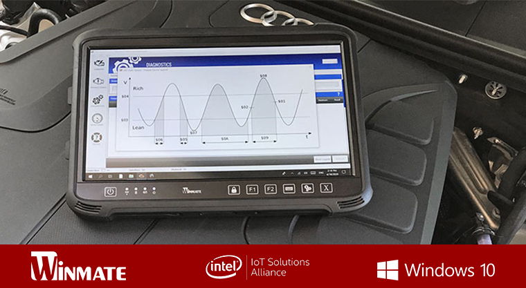 A Closer View of Winmate's New M133WK Ultra Rugged Tablet