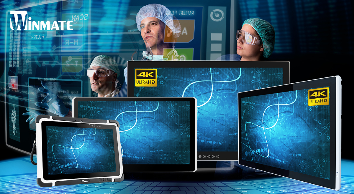 Future-Proofing Healthcare IoT with Winmate's Technologies