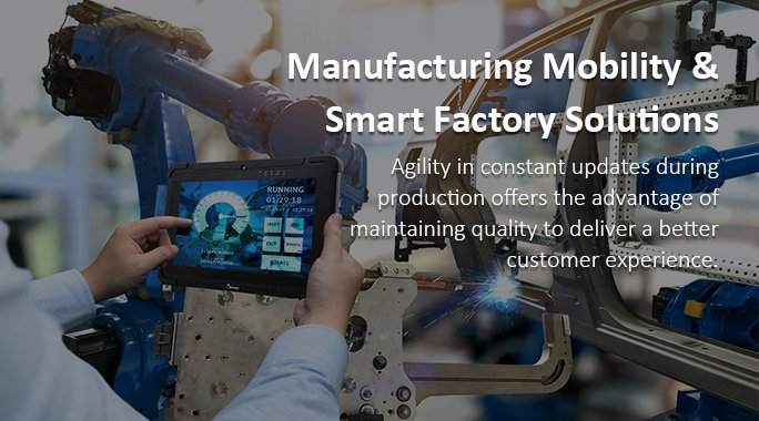 Manufacturing Mobility & Smart Factory Solutions