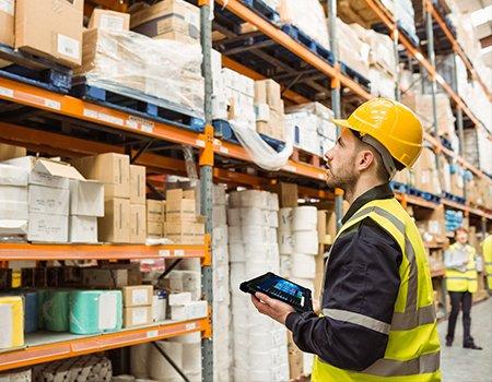 Streamline Manufacturing Inventory Management