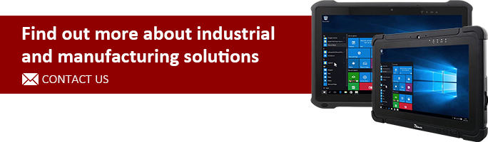Find out more about industrial and manufacturing solutions