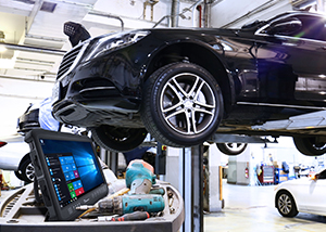 Driving Process Improvement in Automotive Industry