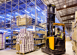 Enterprise Mobility Solution for Warehouse Management