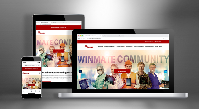 Introducing Our New Winmate Marketing Portal
