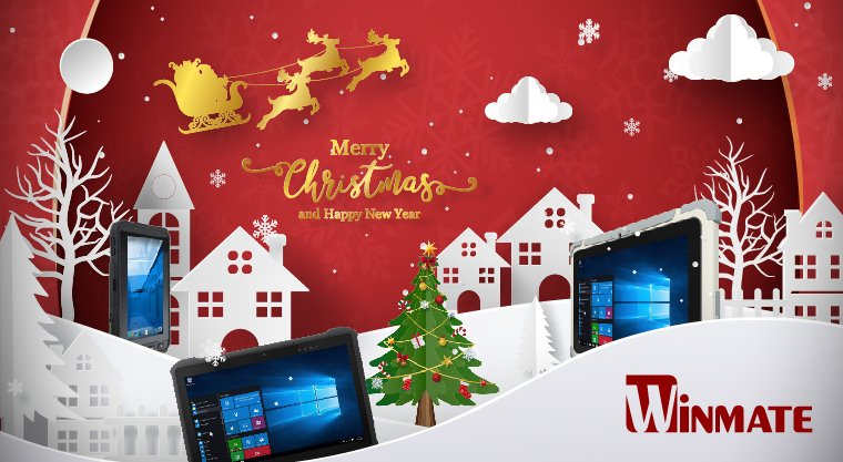 Happy Holidays From Winmate