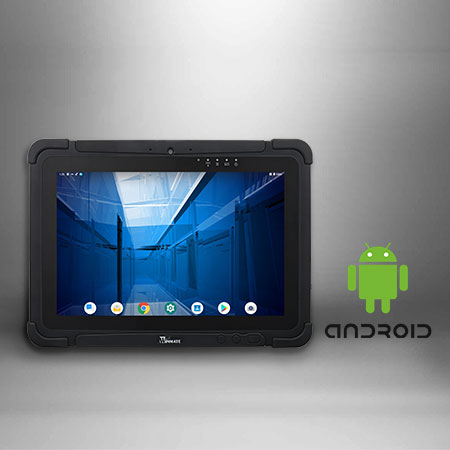 Android = A Common Platform For The Field Service Works In Hazardous Locations