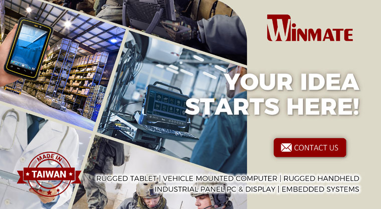 Choose Winmate ODM-OEM Services for Your Next Rugged Device