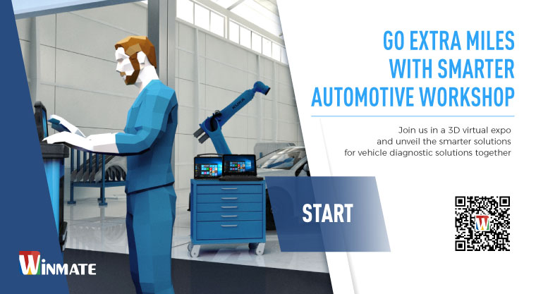 Go Extra Miles with Smarter Automotive Workshop