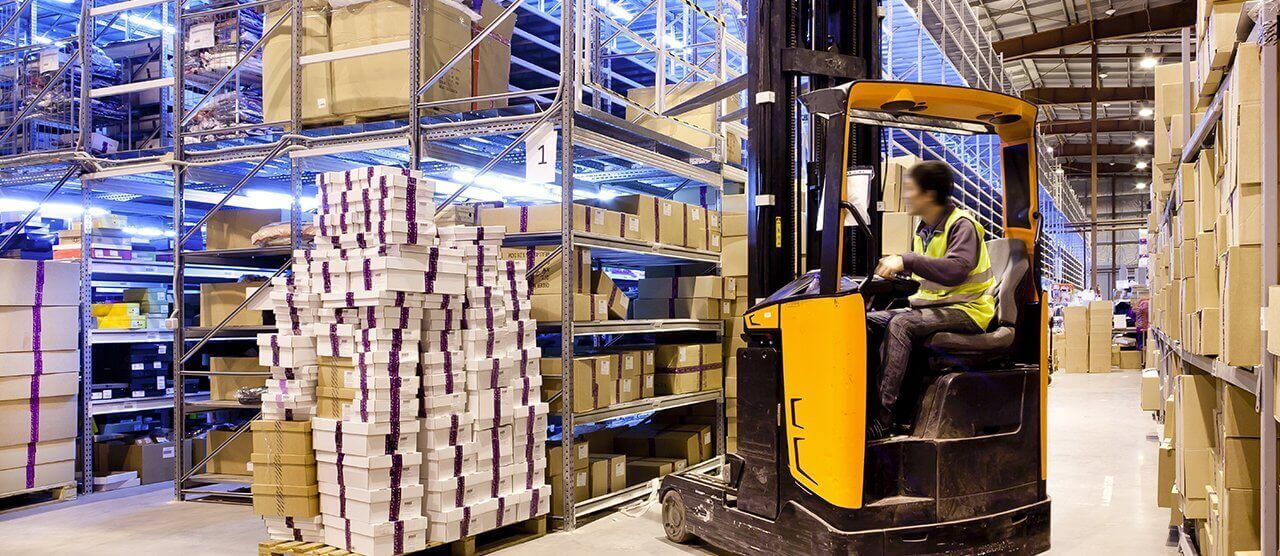 Enterprise Mobility Solution for Warehouse Management