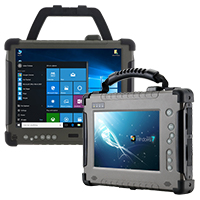 "8.4/ 10.4"" Ultra-Rugged Windows Tablet"