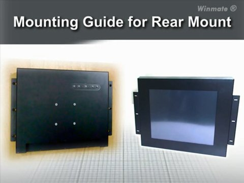 Mounting Guide For Rear Mount Video