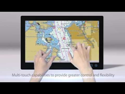 Winmate Multi-Touch Marine Panel PC and Display