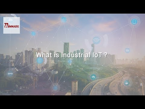 Winmate for Industrial IoT