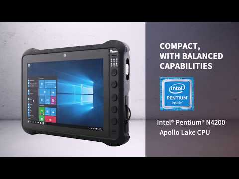 Winmate M900P 8-inch Rugged Tablet Product Guide Video