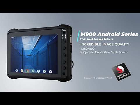 Winmate M900 Android Series Rugged Tablet Product Guide Video