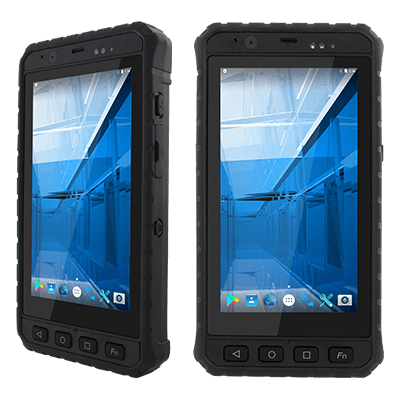 E500 Series Rugged Handheld Computer