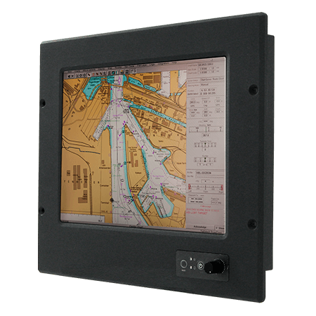 "12.1"" Marine Panel PC R12ID3S-MRM2"