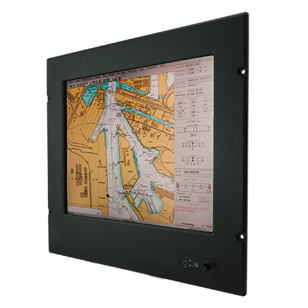 "15"" Marine Panel PC R15ID3S-MRM2"