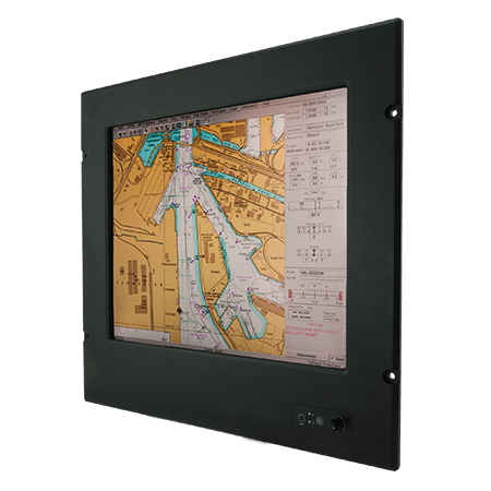 "17"" Marine Panel PC R17ID3S-MRM1"