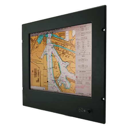"19"" Marine Panel PC R19L300-MRA2ID3S"