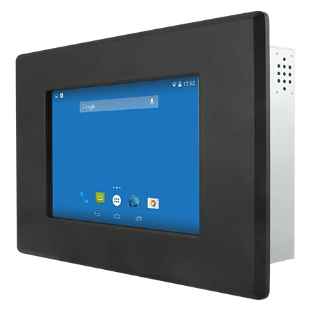 "7"" Front IP65 Panel PC W07FA3S-IPT1"