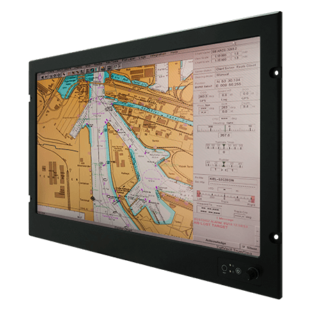 "24"" Marine Panel PC W24L100-MRA1IV3S"