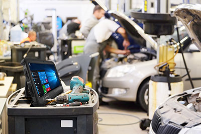 Winmate Success Story: M133K Rugged Tablet to Enhance Mobility and Productivity for Vehicle Diagnostics