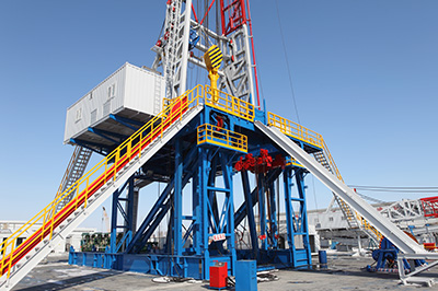 Winmate Success Story : Operator Control HMI for Oil Drilling Rig